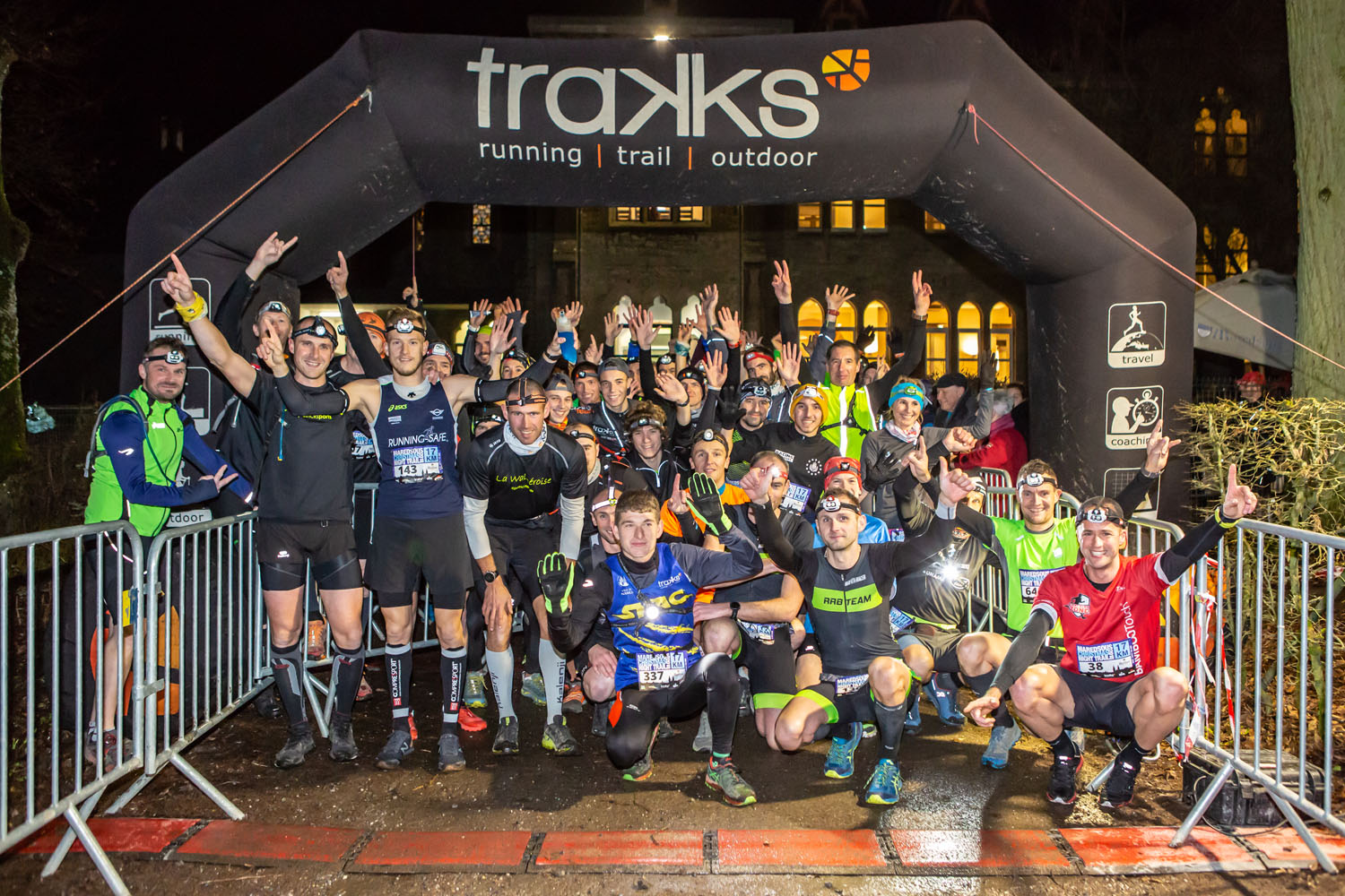 NightTrail - 5ans - Maredsous - 2018 - 2- Selection