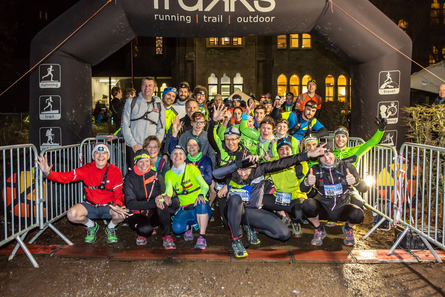 NightTrail - 5ans - Maredsous - 2018 - 3- Selection
